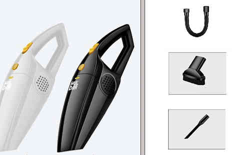Good2items - Handheld Vacuum Cleaner Available in 2 Colours - Save 78%