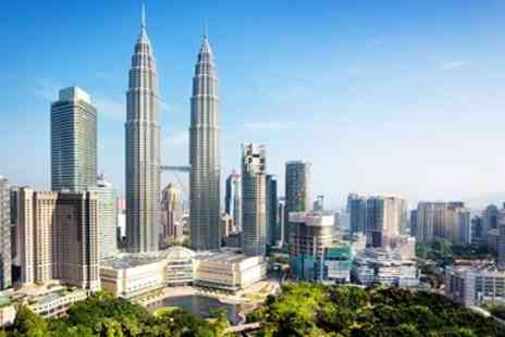 Away Holidays - Five star Malaysia holiday with flights, breakfast - Save 0%