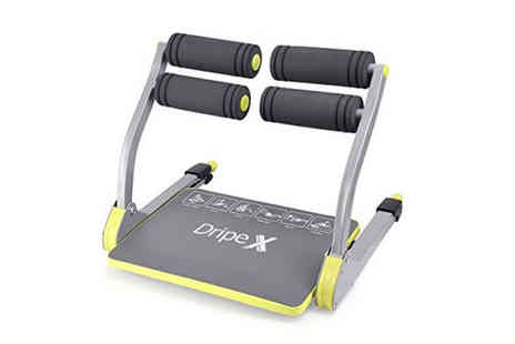 hey4beauty - 6 in 1 core workout machine - Save 70%