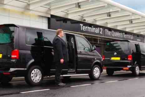 EC Minibus - Private Airport Arrival Transfer Gatwick Airport to Central London - Save 0%