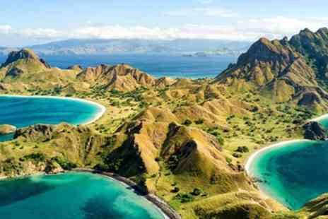 Exoticca - 16 Nights island hopping tour with flights - Save 0%