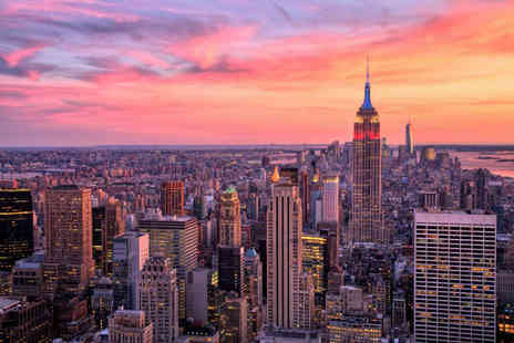 Super Escapes Travel - Three nights New York getaway with return flights - Save 66%