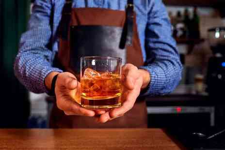 The Whiskey Affair - Two tickets to The Whiskey Affair - Save 44%