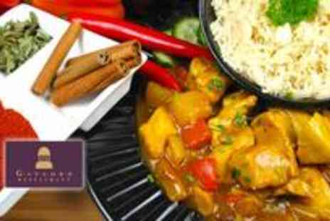 Gaylord Restaurant - Delicious Indian lunch for two or glass of beer - Save 72%