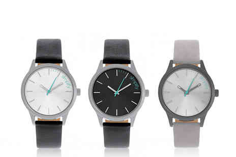 Simplify Watches - Simplify 2400 unisex watch choose from seven designs Plus Delivery Is Included - Save 0%
