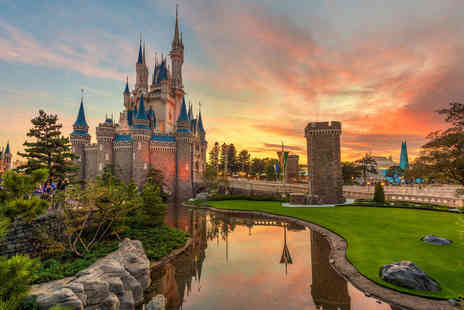 Super Escapes Travel - Two nights Disneyland Paris getaway with return flights - Save 29%