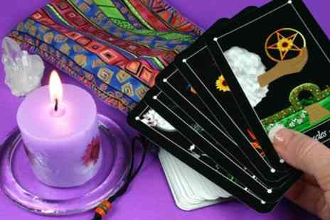 Tarot4You - Up to Five Question Q&A or 12 Month Online Personalised Tarot Reading - Save 40%