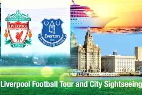 Big Green Coach - Liverpool Football Tour and City Sightseeing - Save 0%