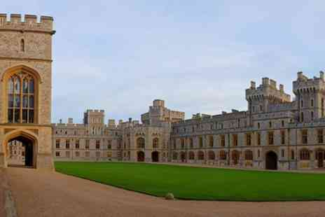 European Tours - Private Chauffeured Range Rover to Windsor Castle - Save 0%