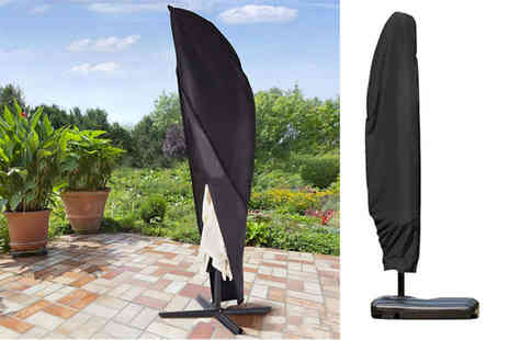 Domo Secret - 265cm waterproof parasol cover - Save 73%