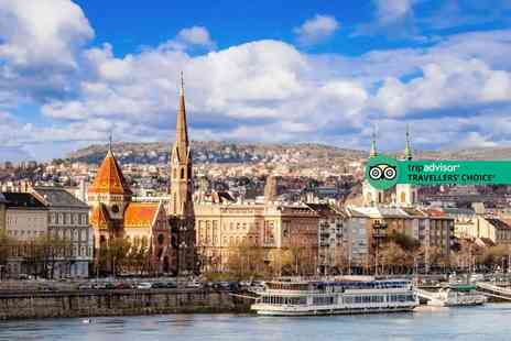 Bargain Late Holidays - Four Star Escape with a two or three nights getaway to Budapest Now with the ability to choose your flight - Save 0%