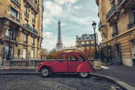 Bargain Late Holidays - Escape with a two or three nights Paris city break Now with the ability to choose your flights - Save 0%