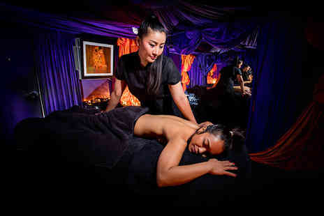 The Crazy Bear - One hour Thai massage - Save 50%