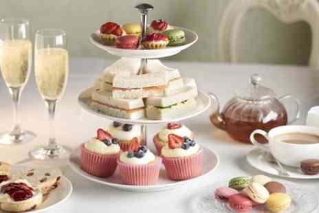 Thistle Poole - Afternoon Tea with Prosecco for Two or Four - Save 50%