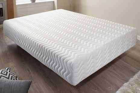 Groupon Goods Global GmbH - Pure Relief Memory Foam Mattress - Save 82%