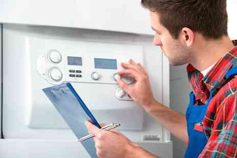 247 Home Rescue - New boiler and thermostat with installation services - Save 61%