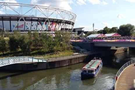 Lee and Stort Boats - Extended Stadium Island Waterways Tour for Child or Adult - Save 11%