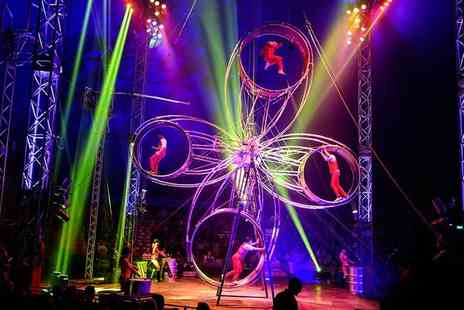 The Moscow State Circus - Grandstand ticket to see Circus Extreme - Save 47%