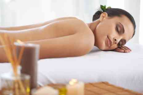 Bright Side Holistic Therapies - One Hour Aromatherapy Massage with Optional Revitalising Facial - Save 50%