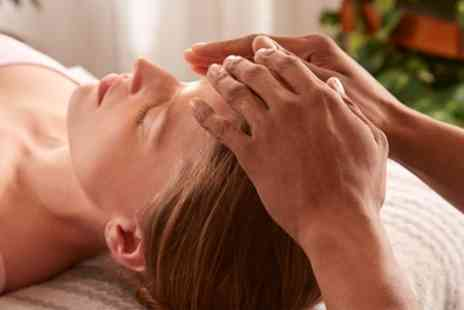 Bright Side Holistic Therapies - 60 Minute Reiki Session or 45 Minute Reflexology Session - Save 50%