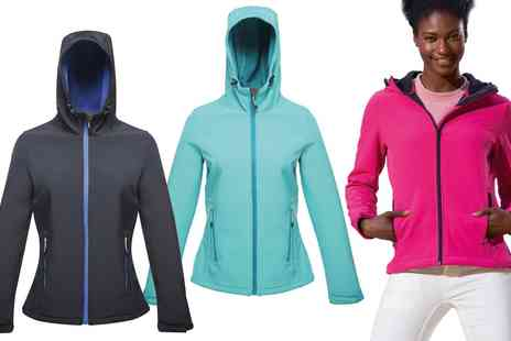 Groupon Goods Global GmbH - Womens Regatta Arley II Softshell Jacket - Save 0%