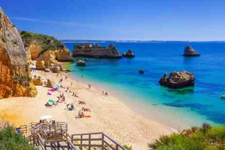 Globalhoppers - Deluxe All inclusive Algarve holiday with flights - Save 0%