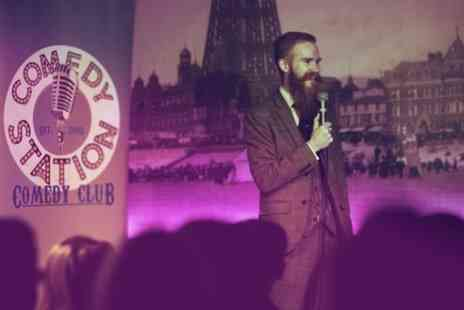 The Comedy Station - The first and only purpose built comedy club in Blackpool - Save 0%