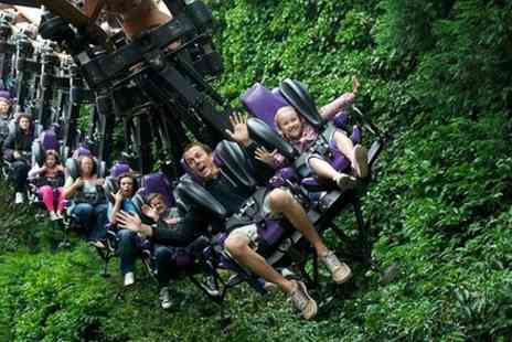 Chessington World of Adventures Resort - One Day Chessington World of Adventures Admission Ticket - Save 0%