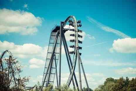Thorpe Park Resort - One Day Thorpe Park Admission Ticket - Save 0%