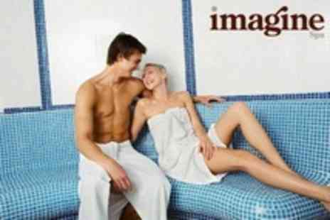 Imagine Spa - Spa Day Including 30 Minute Treatment  For One (£19) or Two (£37) at Imagine Spa (Up to 63% Off) - Save 63%