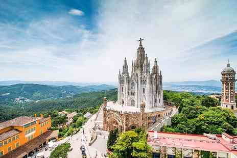 Bargain Late Holidays - Four Star Two nights Barcelona break with return flights - Save 44%