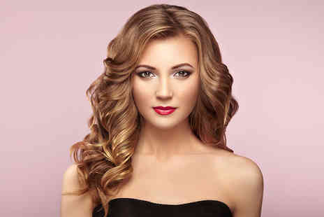 City Hairdressers - Half head of highlights with a cut and blow dry, or a full head of colour with a cut and blow dry - Save 61%