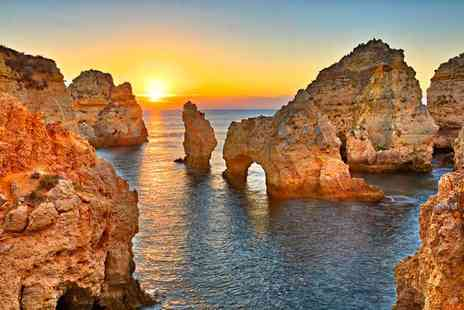 Bargain Late Holidays - Two Nights all inclusive Algarve break with flights - Save 45%