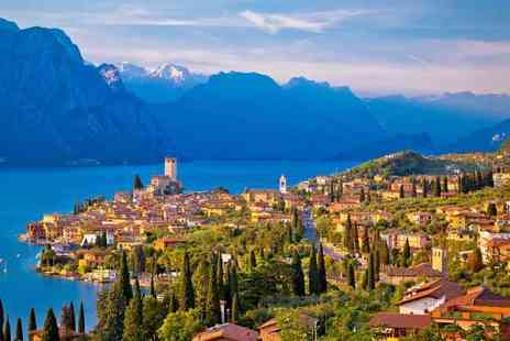 Bargain Late Holidays - Two nights all inclusive Lake Garda holiday with return flights - Save 28%