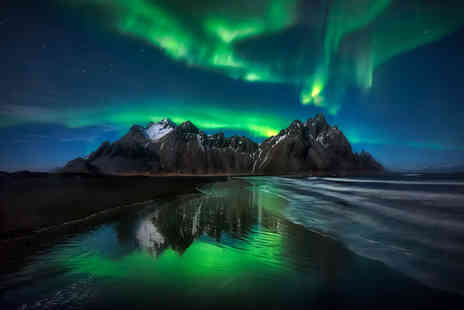 Bargain Late Holidays - Two nights Iceland stay with breakfast and return flights - Save 36%