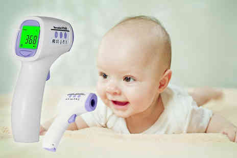 hey4beauty - Digital infrared baby thermometer - Save 75%