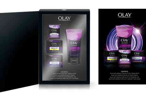 Groupon Goods Global GmbH - One or Two Olay Anti Wrinkle Gift Sets - Save 20%