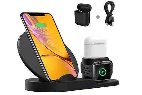 Home Season - 3 in 1 Docking Station for Apple and Android - Save 50%