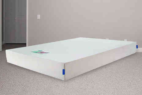 TruSleep - Ortho extra thick Coolblue memory foam mattress - Save 86%