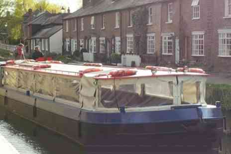 Lee and Stort Boats - Ware and Hertford Waterbus Trip - Save 50%
