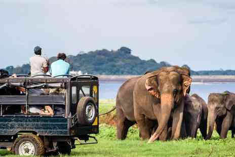Private Sri Lanka Tour - Four Star Outstanding Cultural Tour and Blissful Beach Break - Save 0%