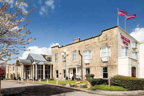 Mercure York Fairfield Manor Hotel - Four Star Overnight Yorkshire stay for two people with breakfast and leisure access - Save 51%