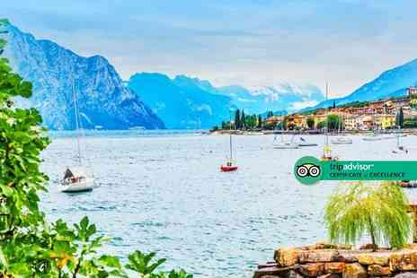 Weekender Breaks - Two nights Lake Garda, Italy getaway with return flights - Save 30%