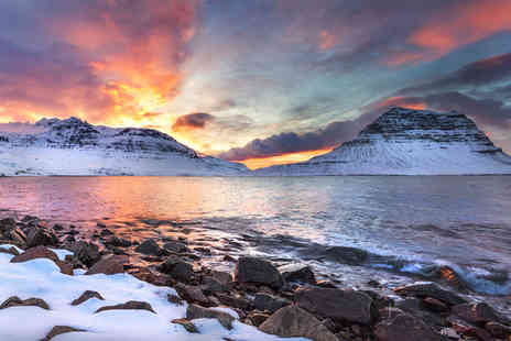 Bargain Late Holidays - Two nights Iceland getaway with Game of Thrones tour and return flights - Save 34%
