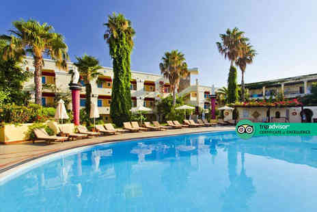 Bargain Late Holidays - Four Star Escape with a 7, 10 or 14 nights all inclusive Kos getaway Now with the ability to choose your flight - Save 0%