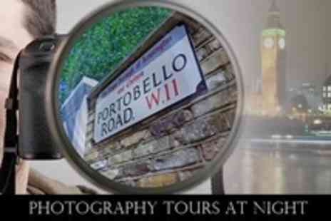 Photography Tours at Night - Night Tour Photography Walk For One - Save 71%