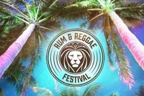 Rum & Reggae Festival 2018 - One standard or VIP ticket to Rum and Reggae Festival on 6 April To 31 August - Save 25%