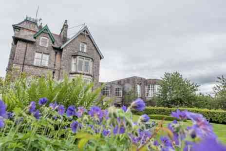 The Cumbria Grand Hotel - Afternoon Tea with Optional Seasonal Drink for Up to Four - Save 49%