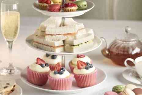 Milk & Sugar - Afternoon Tea for Two with Optional Prosecco - Save 0%