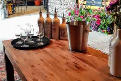 The Gin Kitchen - Gin Tasting Distillery Tour for One or Two - Save 54%